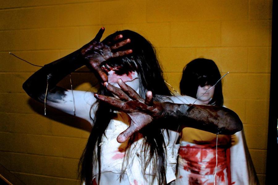 Fatal Frame Ghosts by kanracakes on DeviantArt