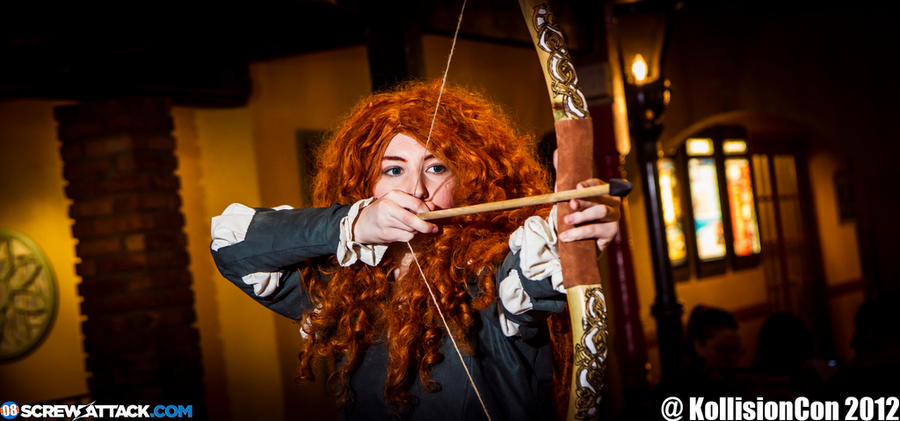 Merida: Ready To Fire by kanracakes