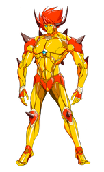 Space Bots (2 of 2): Blazing Devil