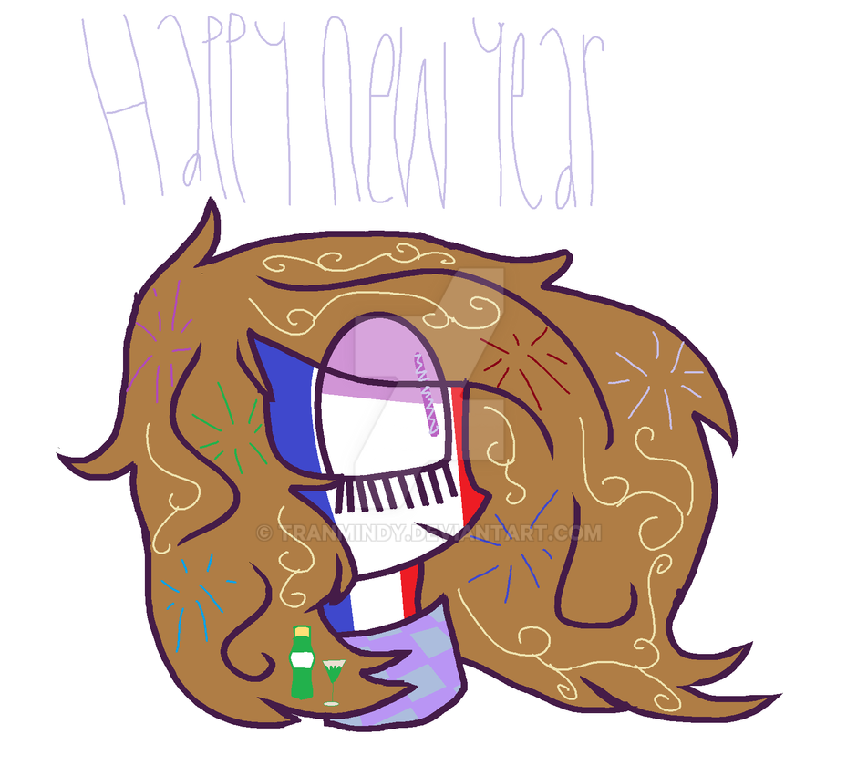 Happy new year by tranmindy