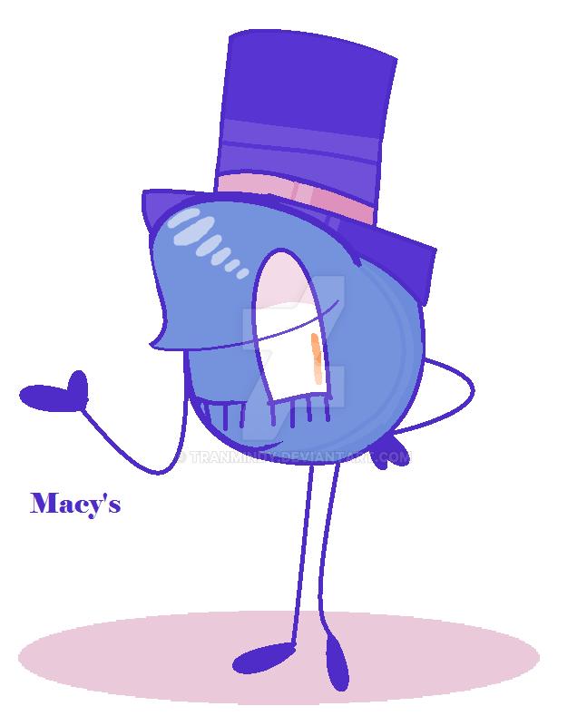Macy by tranmindy