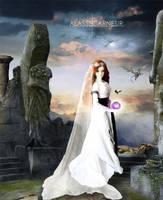 Dragon Queen by AlasseCarnesir