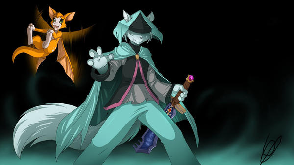 Dust: An Elysian Tail by anthony444333