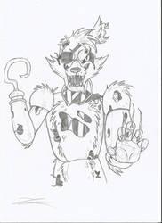 Foxy's Back (sketch inspiration)