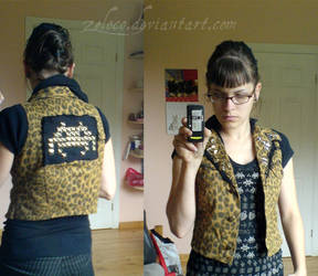 Invaders vest by zeloco