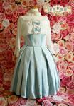 Art Deco skirt by zeloco