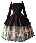 the orchard op dress