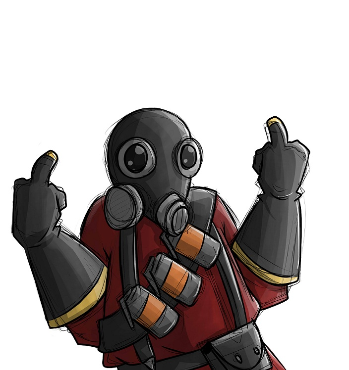 [Image: pyro_gives_the_finger_to_the_world__by_m...5x8lc2.jpg]
