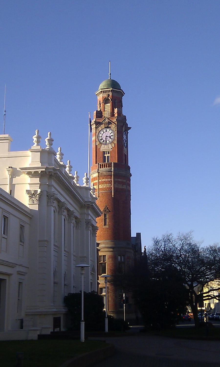 Clock Tower by Rovaniik on DeviantArt