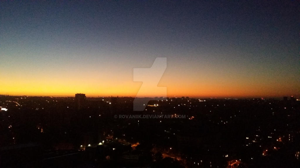 Sydney Sunrise by Rovaniik
