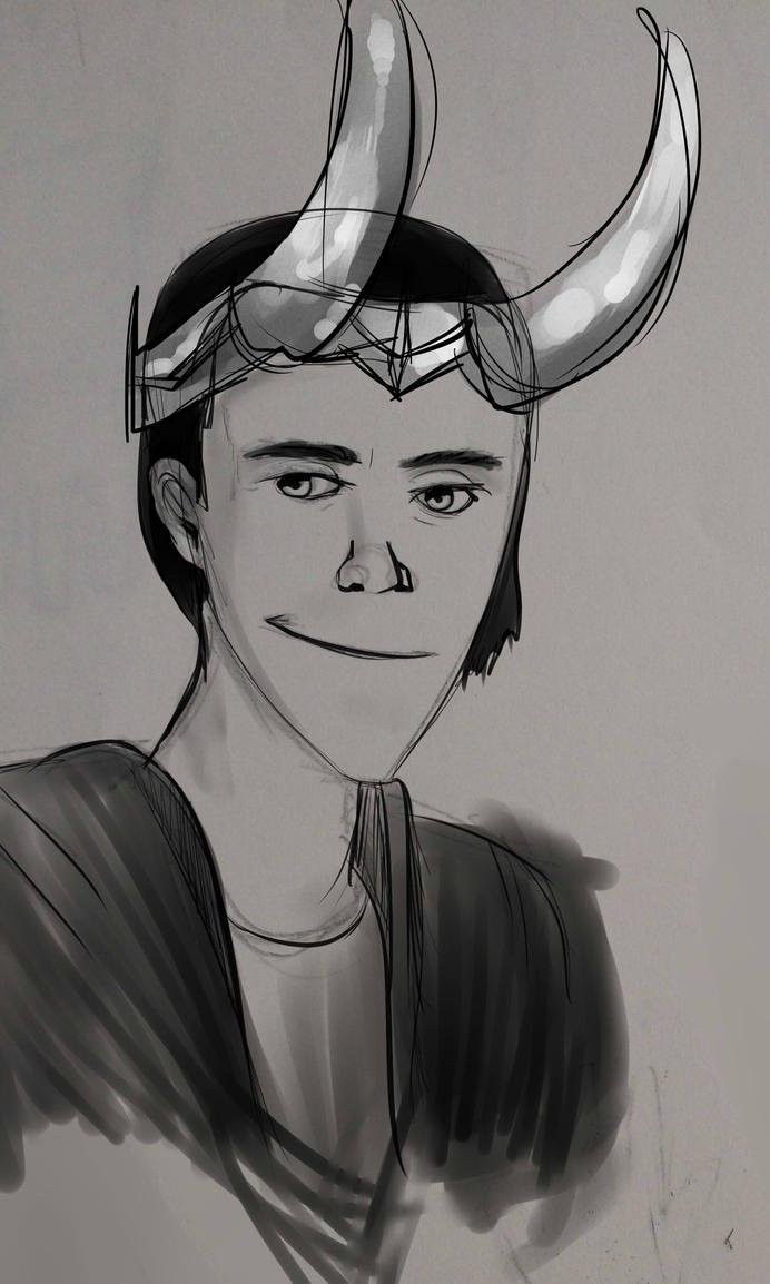 Loki by k-eesri