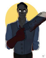 Meet the Medic by k-eesri