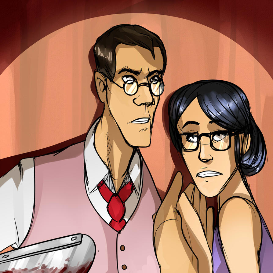 Medic and Pauling by k-eesri