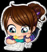 Tiny Artist by ShouriMajo