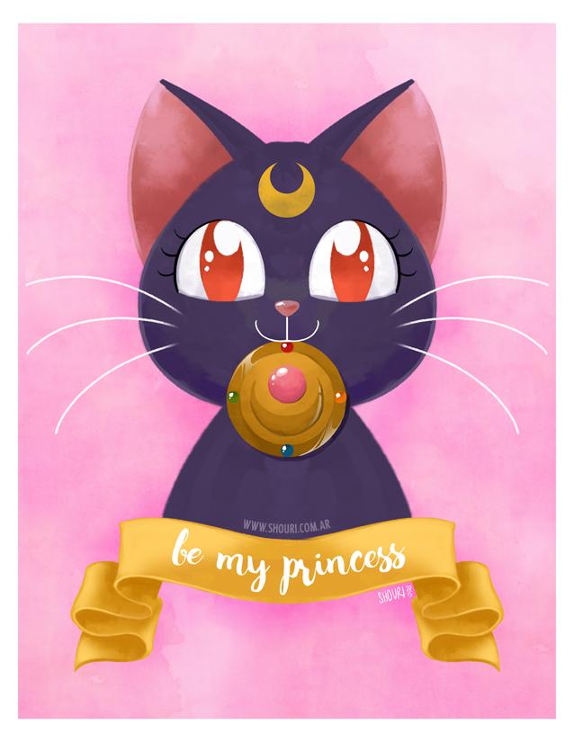 Be My Princess by ShouriMajo