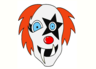 Rock and roll clown troll thingy by RebelRenee36