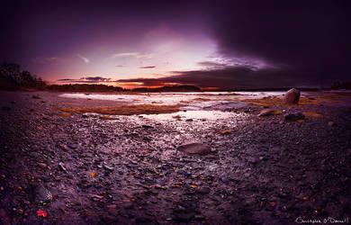 Sunrise at Sally Cove