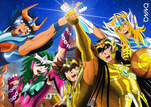 Saint Seiya: Legendary Bronze Saints (Omega ver.)