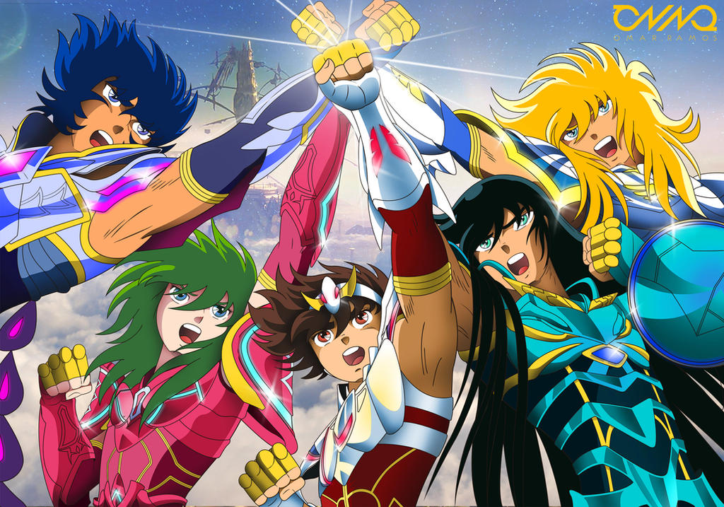 Saint Seiya (Legend of Sanctuary ver.) by triciox