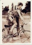 Bicycle Pin Up