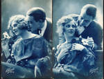 Blue Love by PostcardsStock