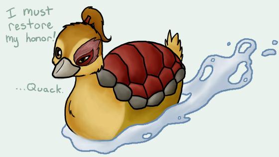 Avatar :: Zuko the Turtleduck by CubieJ