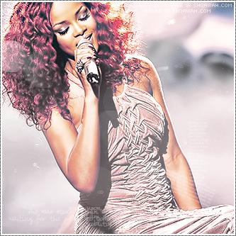 Rihanna BBM D.P by Ms-Maybe