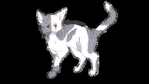 Foxclan's deputy  II  Ghoststep