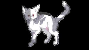 Foxclan's deputy  II  Ghoststep (shad.)