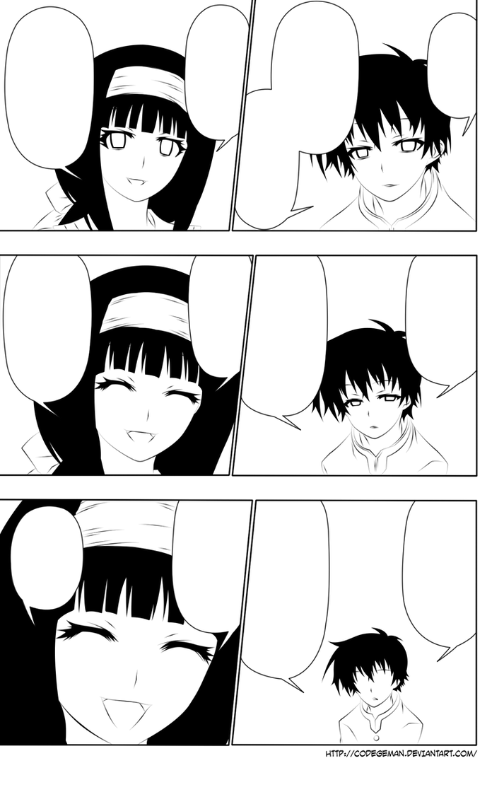 Lineart Ajimu Y Kumagawa by codegeman