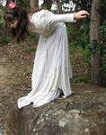 Snow White at Cliff Edge