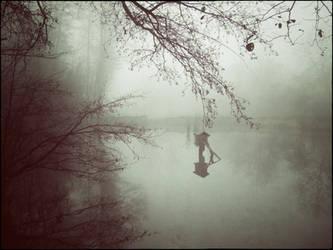 Melancholy of a Journeying Soul by 0IZ