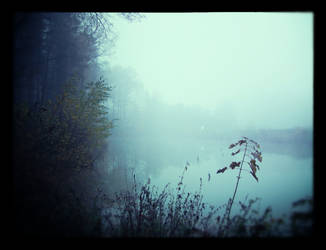 Shores of the Lake Simpele by 0IZ