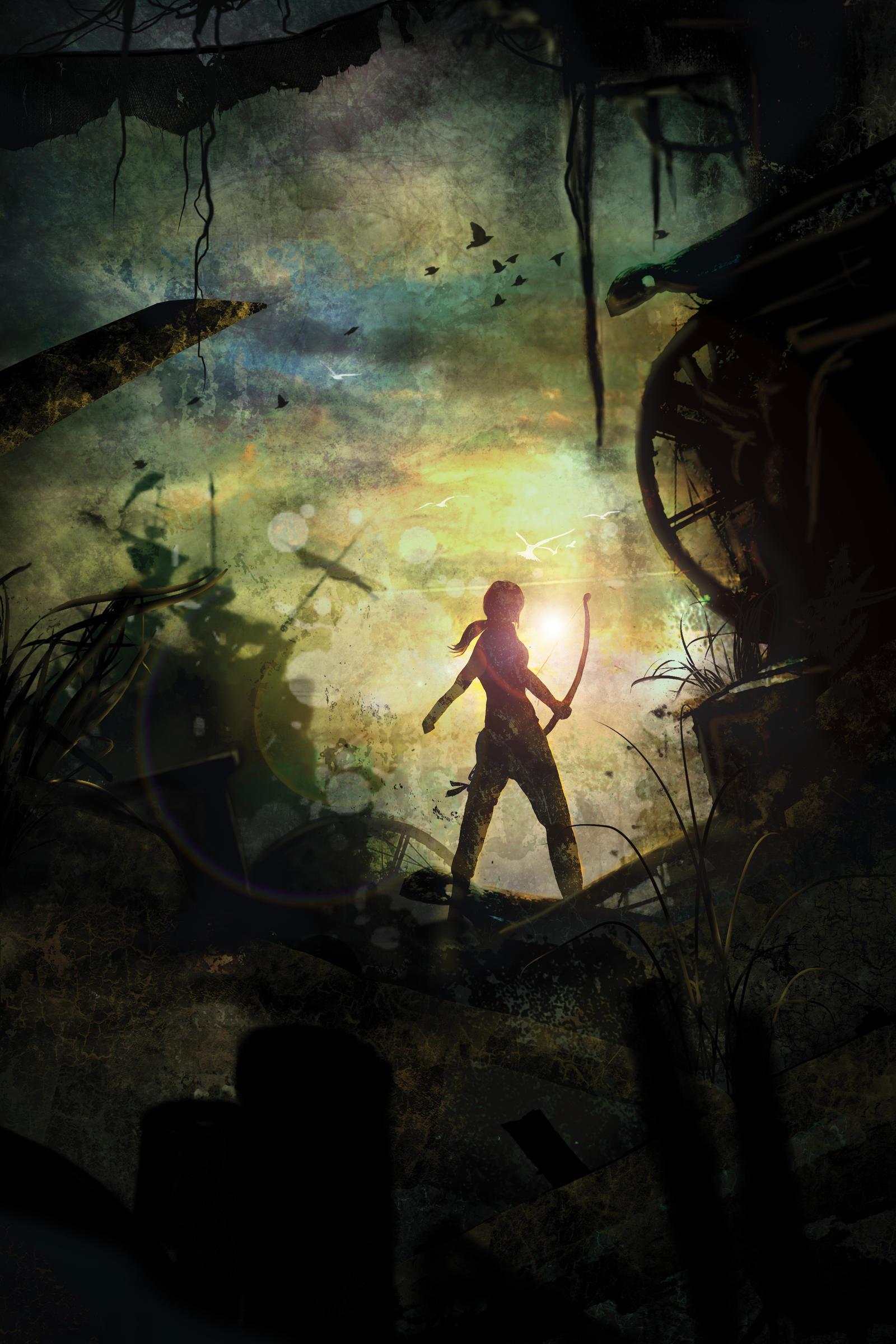 Tomb Raider New3rgb2 by MyDarkDay