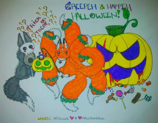 Happeh halloween!