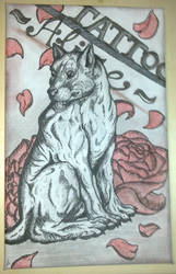 Tattoo Alice - Early birthday gift