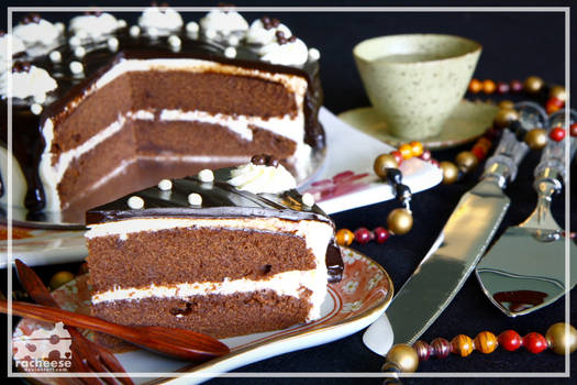 Trial Chocolate Cake 2