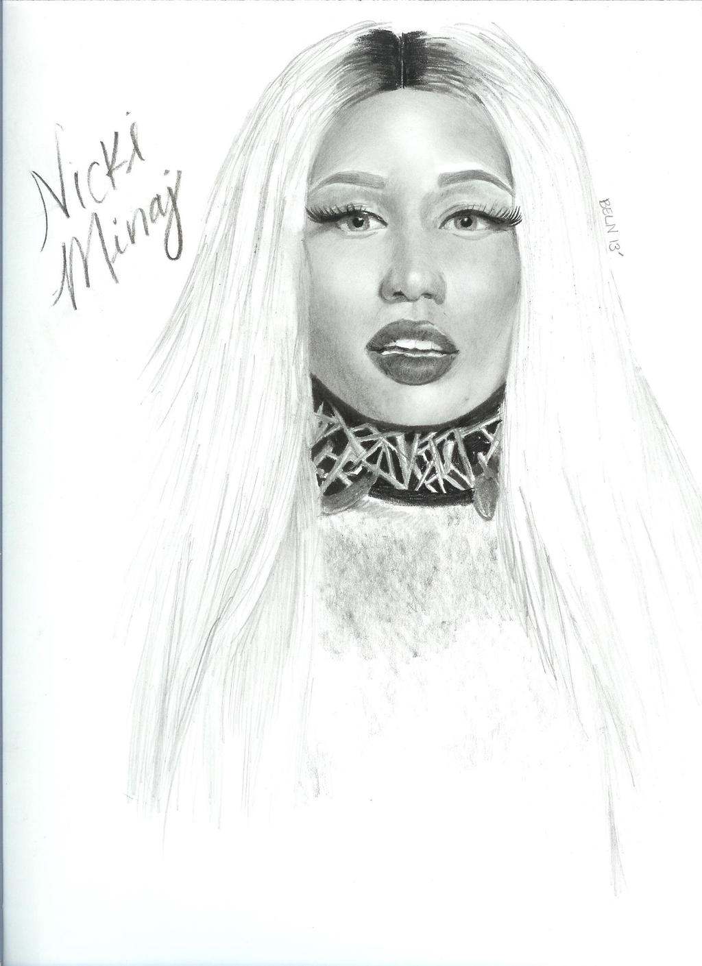 Nicki minaj part 3 by blnart18 on deviantart nicki minaj part 3 by blnart18 voltagebd Image collections