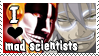 Mad Scientists by kinbari
