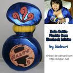 Bioshock Infinite Salts Bottle Plushie
