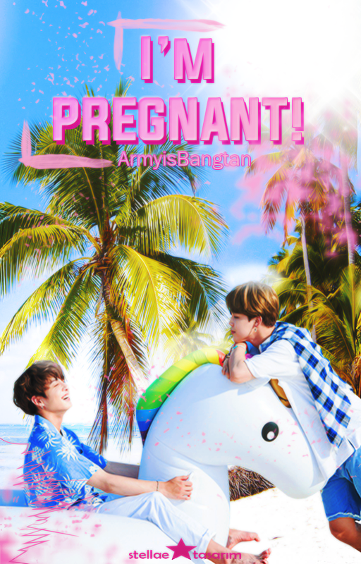 I'M PREGNANT! / Wattpad Book Cover 16 by sahlimamat