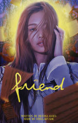 Friend / Wattpad Book Cover 46 by sahlimamat