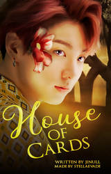 House of Cards / Wattpad Book Cover 49 by sahlimamat
