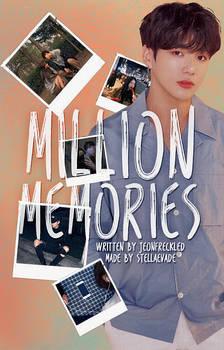 Million Memories / Wattpad Book Cover 50