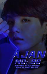 Ajan No: 98 / Wattpad Book Cover 53 by sahlimamat