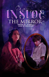 Inside The Mirror / Wattpad Book Cover 54 by sahlimamat