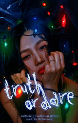 Truth or Dare / Wattpad Book Cover 57 by sahlimamat