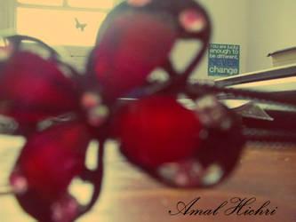 UrDiffrent_Never_Change by AmalHc