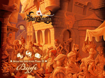 NP2 : Atlas of Bejofa cover by Wenlock