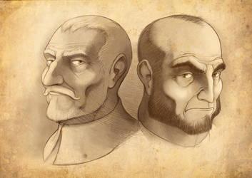 Renaissance officers